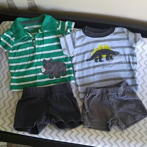 2 Boys outfits